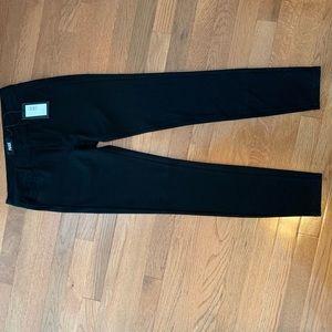 Paige Verdugo Ponte Ultra Skinny Jeans black 27